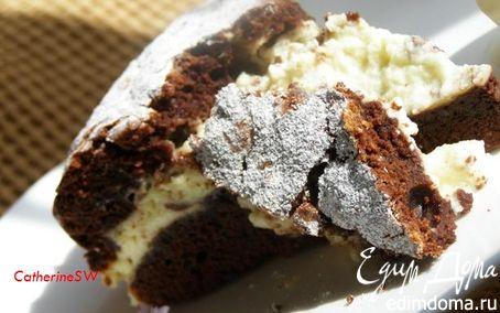 Рецепт Шоколадный торт с маскарпоне