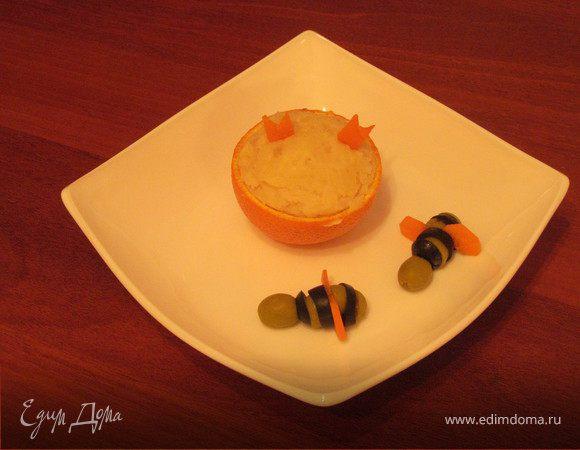 Апельсиновый картофель