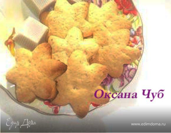 Печенье песочно-миндальное