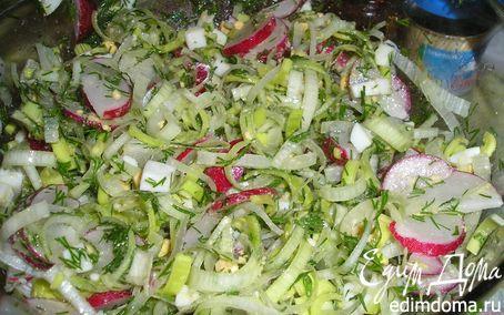 Рецепт Овощной салатик