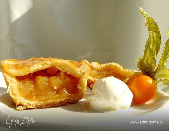 Пирожки с грушей и мёдом от Белоники