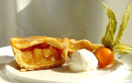 Рецепт Пирожки с грушей и мёдом от Белоники