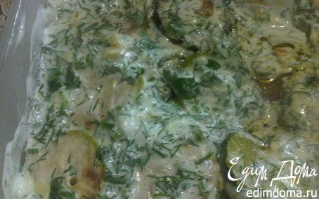 Рецепт Закуска из кабачков