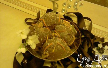 Рецепт Шоколадно-кофейное мороженое