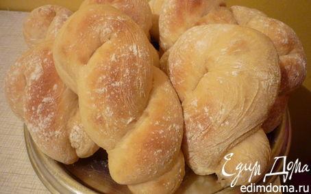 Рецепт Панини (булочки)-Panini bianchi