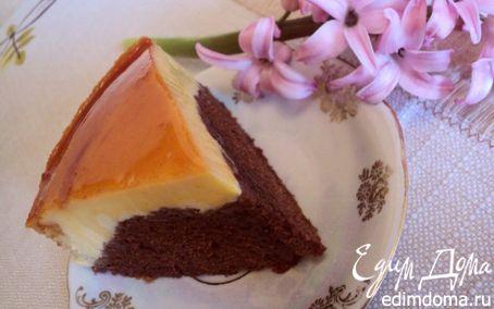 Рецепт Торт «Крем-карамель»