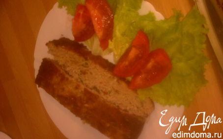 Рецепт Мясная запеканка из трёх видов мяса