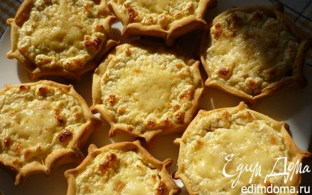 Рецепт А-ля калицуния (греческие пирожки)