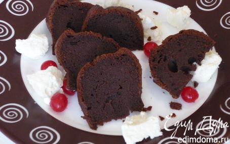 Рецепт Брауни. Очень шоколадные