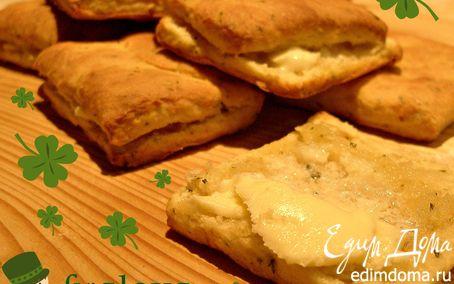 Рецепт Ирландские картофельные булочки