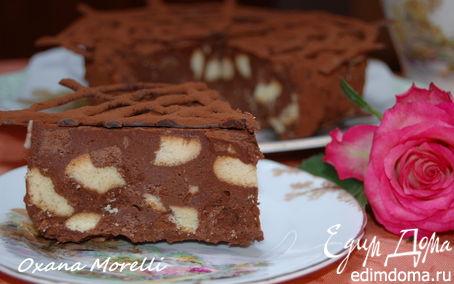 Рецепт Шоколадный торт принца Уильяма