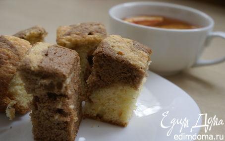 Рецепт Мраморный торт/Marble Cake