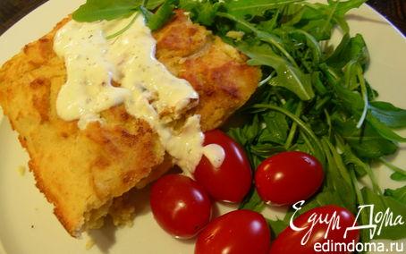 Рецепт Запеканка из гороха, картофеля и/или сельдерея