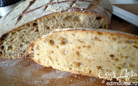 Рецепт Хлеб на закваске