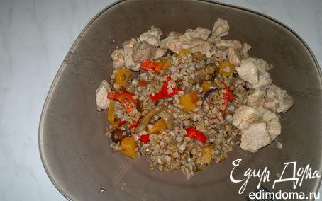 Рецепт Боярская гречка со свиной лопаткой