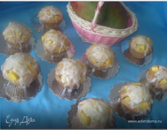 Маффины с манго