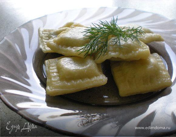 Равиоли со вкусом Италии