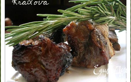 Рецепт Свинина в кисло-сладкой глазури