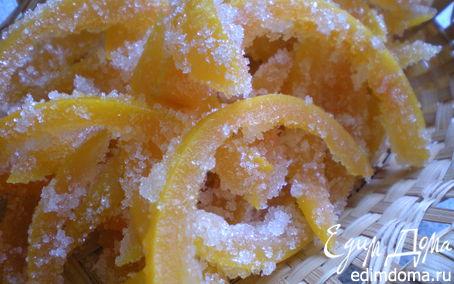Рецепт Грейпфрутовые цукаты