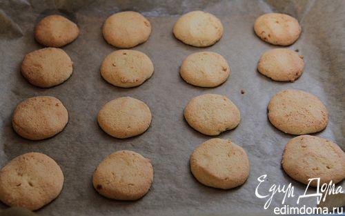 Рецепт Итальянское апельсиновое печенье