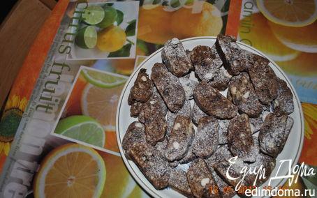 Рецепт Кантуччини от Луиджи