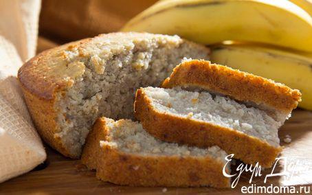 Рецепт Банановый хлеб (на рисовых хлопьях)