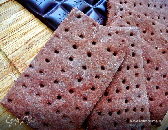 Шоколадный крекер