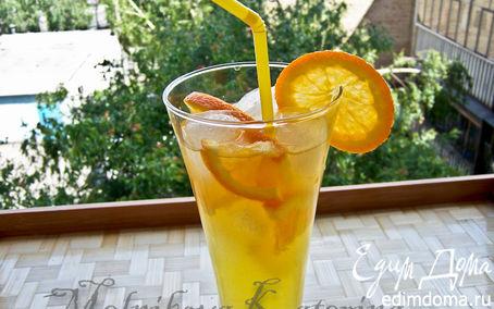 Рецепт Апельсиново-грейпфрутовый сквош
