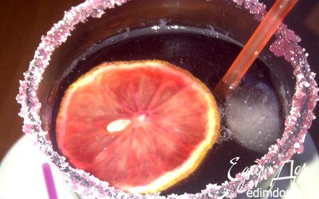 Рецепт Лимонад из каркаде