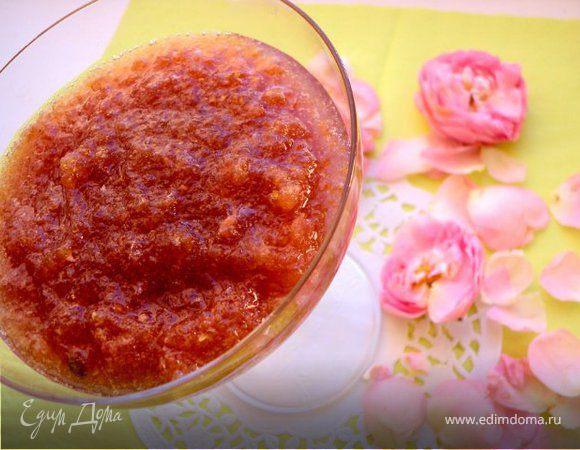 Варенье из чайной розы. Два варианта приготовления: сухое и шоковое