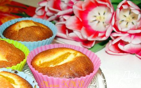 Рецепт Мандарино-марципановые маффины или пирог