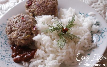 Рецепт Котлеты а-ля греческие