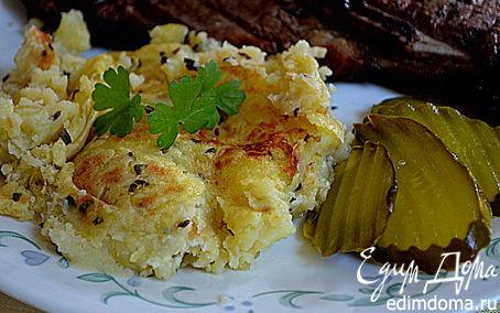Рецепт Жареный картофель по-щвейцарски