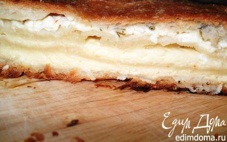 Рецепт Болгарский пирог