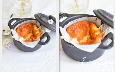 Рецепт Фиадоне (корсиканский сырный пирог)