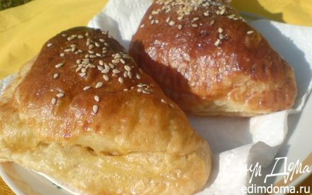 Рецепт Пикантные картофельные рожки
