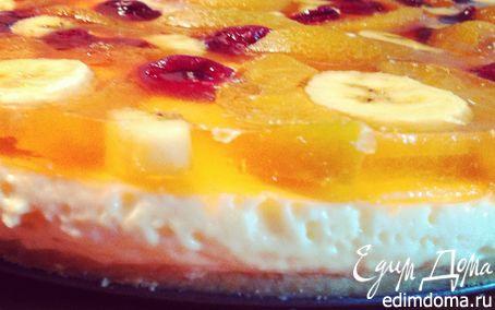 Рецепт Торт-желе