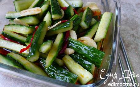 Рецепт Кимчи из огурцов в китайском стиле