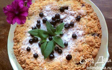 Рецепт Пирог со смородиной