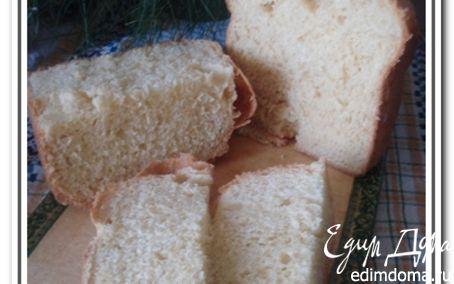 Рецепт Кукурузно-пшеничный хлеб в хлебопечке