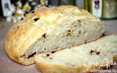 Рецепт Хлеб с манной кашей