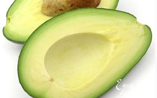 Рецепт Гуакамоле для детей