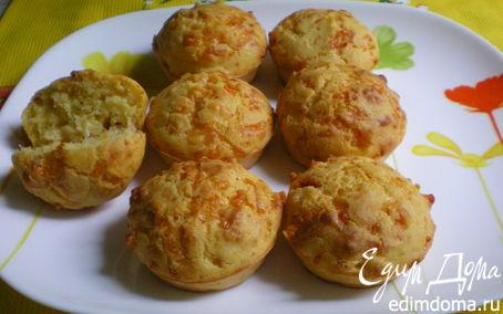 Рецепт Кукурузные булочки с сыром