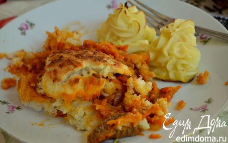 Рецепт Итальянский мясной пирог