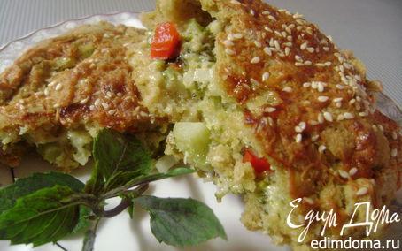Рецепт Лодочки с брокколи и сыром