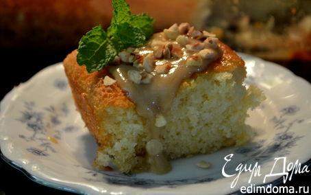 Рецепт Кекс с пралине и мороженым