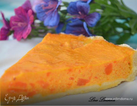 "Нежнейший морковный тарт, или ""Спасибо за книгу"""