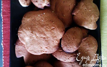 Рецепт Печенье 9 злаков