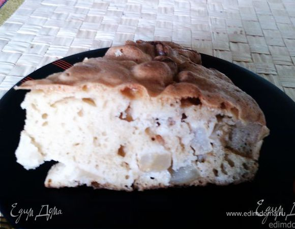 Шарлотка ( Яблочный пирог)