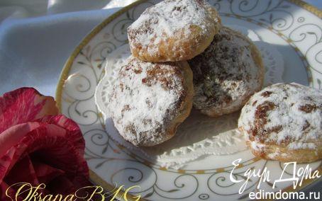 Рецепт Ореховое печенье